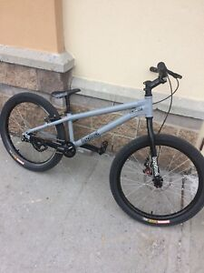 Inspired element trial bike