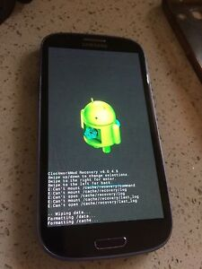 (Package) Mint condition Samsung galaxy s3 (Rooted)