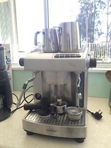 Coffee machine sunbeam in new south wales coffee machines coffee machine sunbeam in new south wales coffee machines gumtree australia free local classifieds fandeluxe Image collections