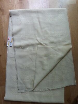 - Zweigart Polyacrylic Blend Cross Stitch Fabric Cream 46