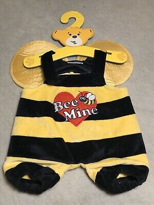 Build A Bear Bee Outfit