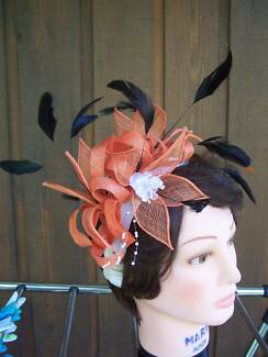 Hats/ fascinators  It's Melbourne cup time! Kotara Newcastle Area Preview