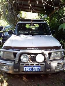 2002 Toyota LandCruiser Wagon CAMPER Mullumbimby Byron Area Preview