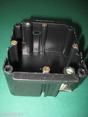 Kabelkanaldose Geräteeinbaudose 1fach passend für Brüstungskanal BR Kanal