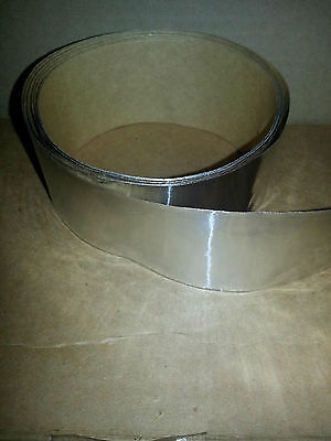 2 Strips Aluminum Foil Heatshield Tape 2 X 8 Ft Each 16ft Total Ships From Usa