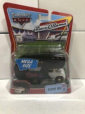 Disney Pixar Cars Elvis RV RaceORama Mega size #9