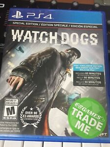 WATCH DOGS PS4 $25