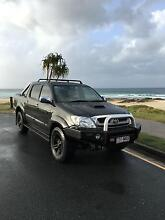 2009 Toyota Hilux Ute Currumbin Gold Coast South Preview