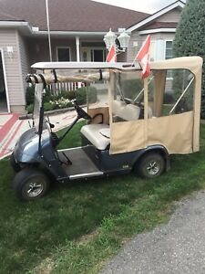 Golf Cart w/Extended Roof - $3950.01