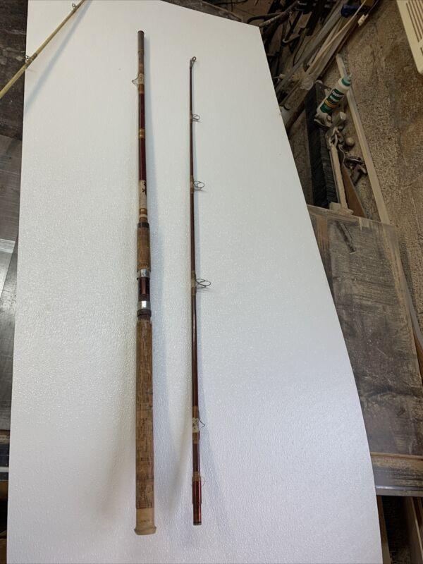 Vintage Garcia Surf Rod