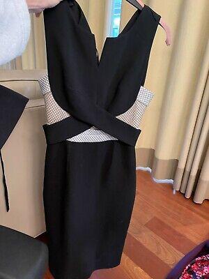 Roland Mouret Sleeveless Black Dress Tank Size UK 10 / US 6 Excellent condition