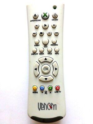 VENOM XBOX 360 DVD REMOTE CONTROL VS2835