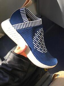 Adidas nmd cs2 ronin navy blue size 4,5,8,9,city sock pk boost Melbourne CBD Melbourne City Preview