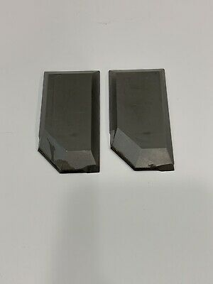 Carbide Tip 45 Degrees Woodworking Shaper Cutters.58 X 58 Chamfer