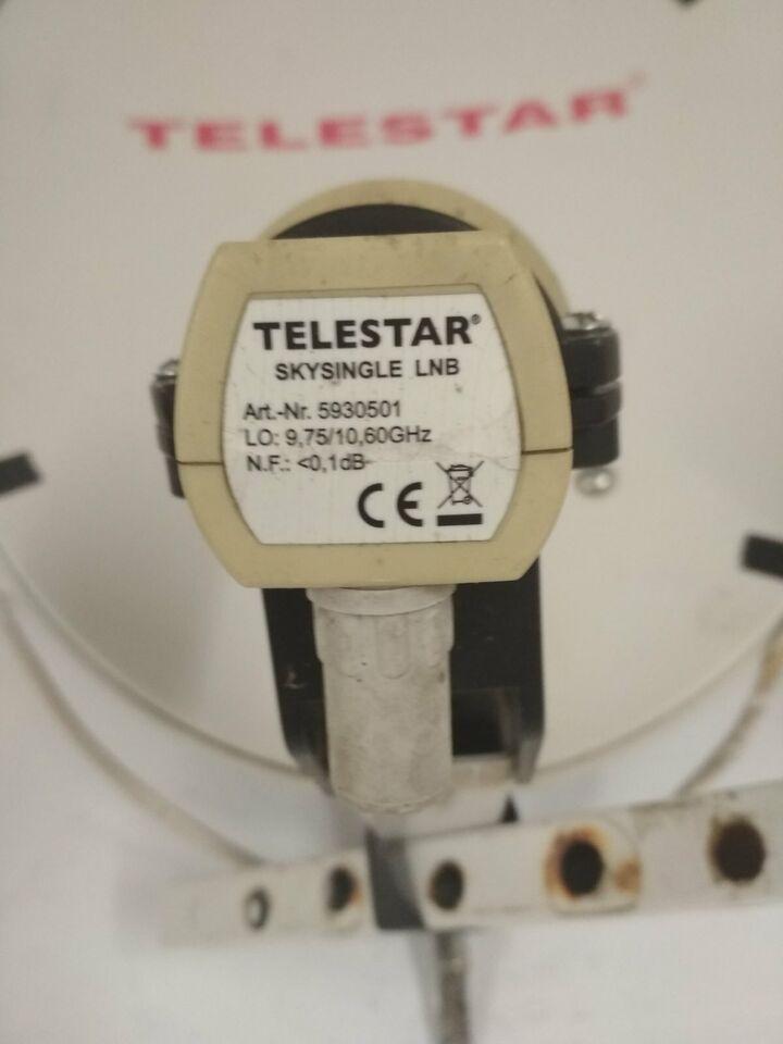Sattelitenschüssel Telestar Skysingle LNB Wohnmobil 40cm in Augsburg