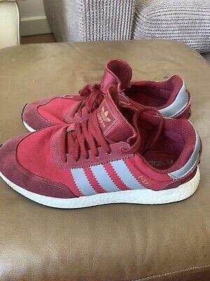 Adidas Mens Originals I-5923 (Burgundy)