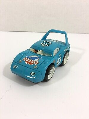 Disney Pixar Cars THE KING Shake N Go Fisher-Price (Works)