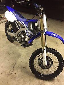 2015 Yamaha yz250f Belrose Warringah Area Preview