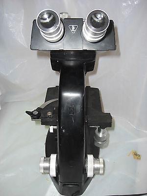 Bausch & Lomb Dynazoom Binocular Microscope, 4 Objectives, Lighted