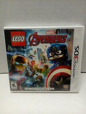 LEGO Marvel's Avengers (Nintendo 3DS, 2016) Brand New Sealed