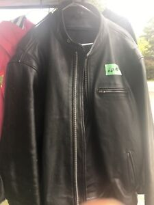 Almost new motorcycle jacket