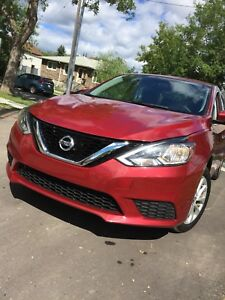 2016 Nissan Sentra low km like new warranty available