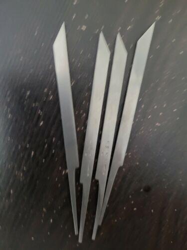 Graver Knife # 2 HSS E.C. Muller Jewelers Knife Edge H. S. Lot of 4  Made USA