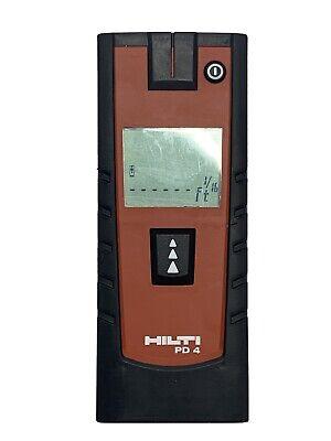 Hilti Pd 4 Range Meter In Soft Case