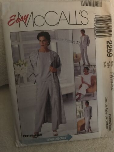 Skirts * McCall Sewing Pattern # 6764   Jackets and More Pants