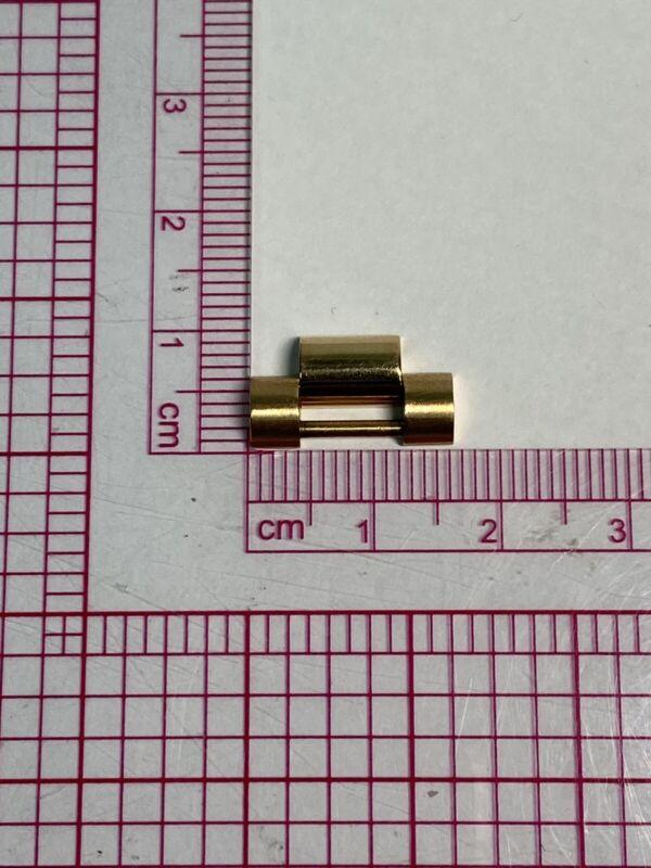 Rolex 18K Rose President Link (1 Link) For 18038 18238 36mm (16mm) W Screw