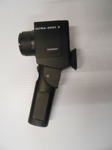 Gossen Germany Ultra Spot 2 Flash Meter Very Good Condition Fully Tested Nice!!!