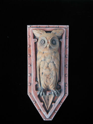 OWL  BIRD  GOTHIC   HARRY POTTER   ARTS & CRAFTS   STEAMPUNK   ELLISON TILE