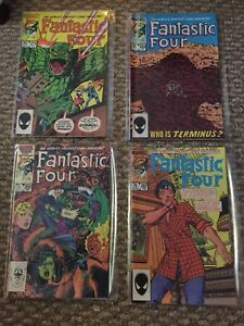 Fantastic Four Comics