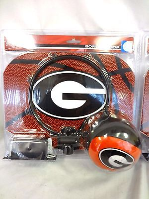 Georgia Bulldogs Hoop - Rawlings Georgia Bulldogs Softee Hoop Set - DK2R