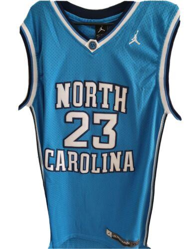 Michael Jordan Trikot XL North Carolina Collage Nummer 23 Jumpman