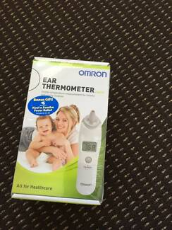 Omron Thermometer with bonus 'Kool n Soothe Fever Relief' Newport Hobsons Bay Area Preview