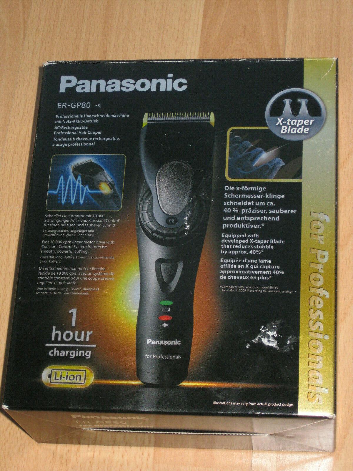 Panasonic Haarschneider ER GP80