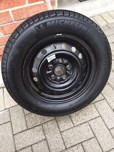 All season tires + rims - Camry 02-06 205/65/15