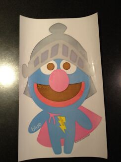 Wall Decal- Baby Super Grover