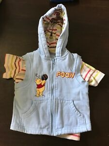3-6 month Winnie the Pooh clothing