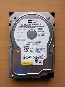 HDD: 80GB WD Caviar Hard Drive 2 for 30 Glandore Marion Area Preview