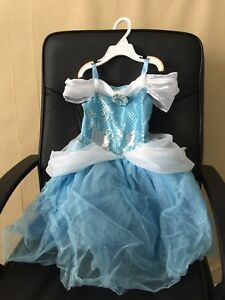 Toddler 3T Cinderella princess Costume Brand new