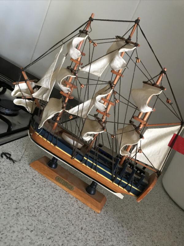 HMS Endeavour Replica Ship