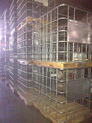 275G Schutz Ibc Tote Cages   Wood Pallets