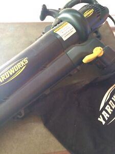 Leafs vacuum & Blower