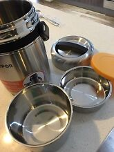 Heat preservation stainless steel lunch boxes set brand new Frenchs Forest Warringah Area Preview
