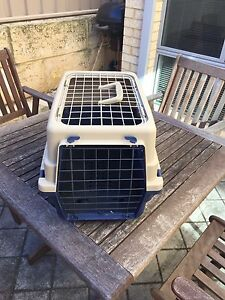 Cat carrier litter trays, bowel and scratching pole Westminster Stirling Area Preview