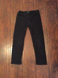 Black boy jeans