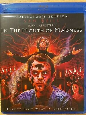 In The Mouth Of Madness Movie Poster 24in x 36in