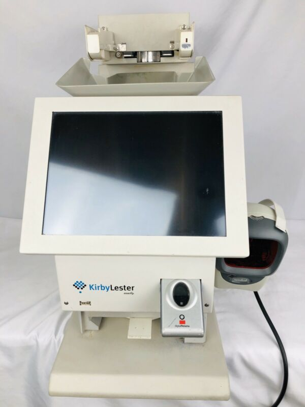 Kirby Lester KL20 KL30 Automated Pill Tablet Counter Machine w/ Yuyama YS-KL30